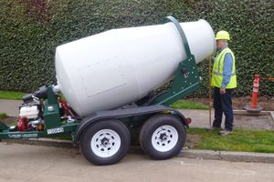 Concrete Mixing Worcestershire