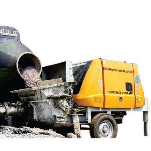 Concrete Pumping Warwickshire