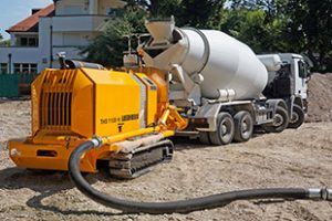 Concrete Pump Hire West Midlands